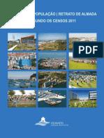 Território e População - Retrato de Almada - Censos 2011