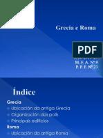 Grecia e Roma Sociales