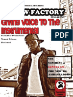 Flow Factory Magazine - January