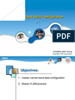 ZTE Narrow Band Data Configuration