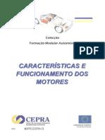 Características e Funcionamento Dos Motores