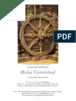 Maha Upanishad165165