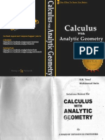 Calculus And Analytic Geometry By Thomas And Finney Pdf