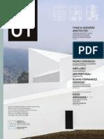 revista de arquitectura PLOT N°20