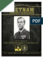 Oral History of COL Ret Douglas C Lovelace Jr