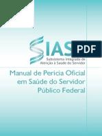 Manual de Pericia Oficial Em Saude Do Servidor Publico Federal 2014 - Portaria Nº 235 - 2014