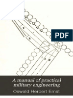 A Manual of Practical Military Engineering