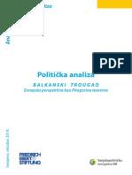 Politicka analiza Balkanski trougao