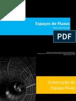 Espaços de Fluxos - TFG 2 - Ago 2014