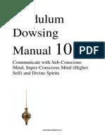 Manual Pendulum