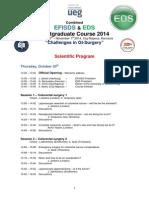 Program Efisds Eds 2014