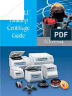 Sorvall Centrifuges Rotor Guide