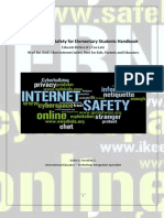 Internet Safety for Elementary School Students Handbook