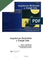Arquitectura Bioclimatica y Energia