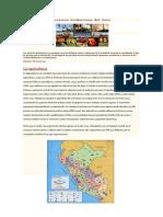 Sectores Productivos Del Peru (Kimberly)