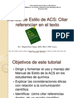 Manual ACS Citas