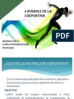Nutricion en Deportistas