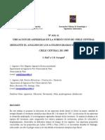 Analisis de Acelerogramas en Chile