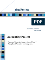 Account Project