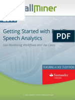 Getting Started With Real Time Speech Analytics
