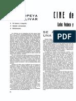 La Epopeya De Bolivar Comentarios Pelicula