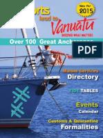 All Ports Lead to Vanuatu Cruising Guide