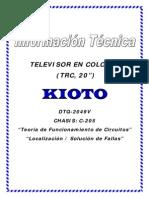 Kioto Dtq-2049v Ch C-205 Inform Tecnica Rev.01