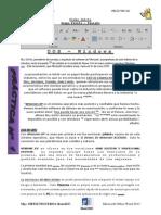 Prácticas de Word 2013 - Roneld-2013