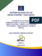 Informe Completo Rugosidad