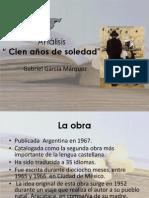 Analisis Cien Anos de Soledad