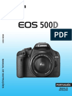 Manual Canon Canon Rebel T1i Manual Portugues