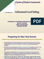 Smarter Balanced Cut Scores