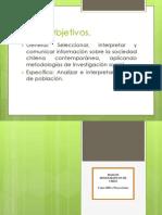 Rasgos Demográficos de Chile (1)