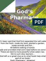 For Grand Health- Here's Gods Pharmacy