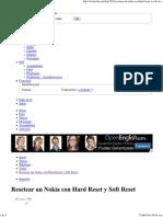 Resetear un Nokia con Hard Reset y Soft Reset.pdf