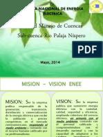Presentacion de Cuencas CHEN Cepudo