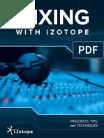 IZotope Mixing Guide Principles Tips Techniques.en.Es