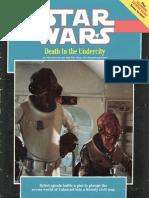 WEG40037 - Star Wars - Death in the Undercity