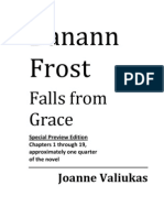 Danann Frost Falls From Grace - Special Preview Edition