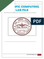mathematics and computing- SC File