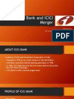 Icici Bank and Icici Merger