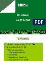 Aplicacion Ds 67 (Taller)
