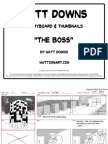 The Boss - Matt Downs