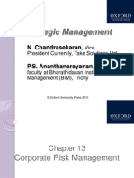 Chapter 13 strategic management