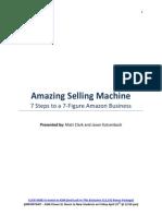 Amazing Selling Machine - Webinar