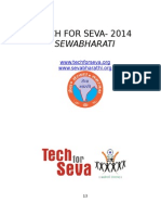 Papers Presented @ Tech for Seva Sewabharati