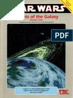 WEG40050 - Star Wars - Planets of the Galaxy - Volume One