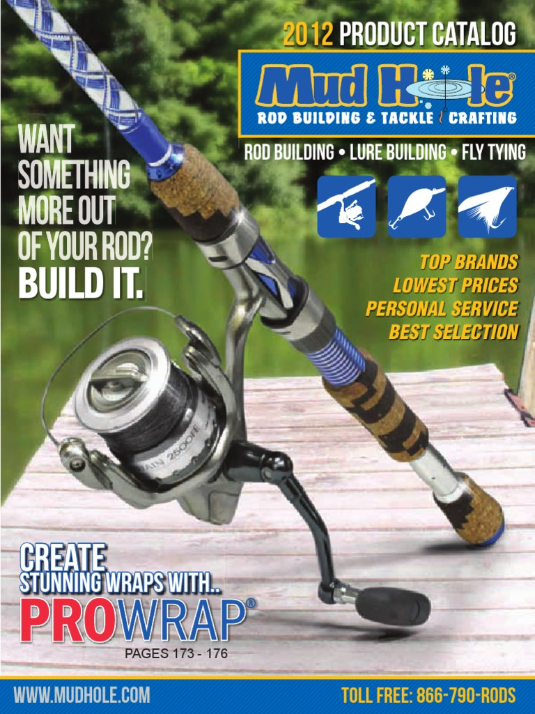 2012 mudholes fishing rod equipment nvjuhfo Choice Image