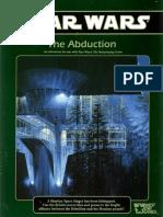 WEG40053 - Star Wars - The Abduction of Crying Dawn Singer