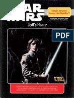 WEG40103 - Star Wars - Jedi's Honor